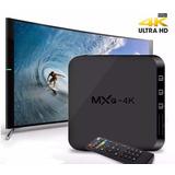 Smart Tv Box Android Televisión Por Internet