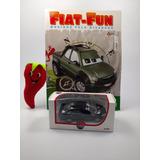Revista Fiat Fun Grátis Miniatura Pálio, Linea Ou Punto