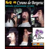 Nariz De Cyrano En Latex! Clown, Cirano Payaso, Mosquetero