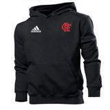 Blusa Time Flamengo Moletom Canguru
