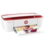 Impresora Multifunción Hp Deskjet Ia 3785 Roja