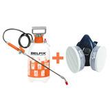 Respirador Purificador De Ar De Segurança+pulverizador 5lts