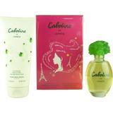 Perfume Cabotine Set Edt 100ml + Body Lotion - Fiorani