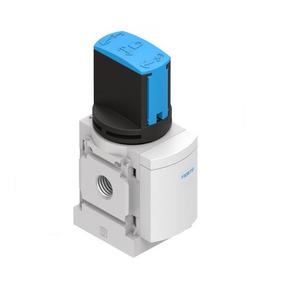 Válvula de cierre accionamiento manual rosca 1/4 festo ms4.
