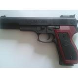 Pistola Balines Plásticos 6 Mm+200 Balines