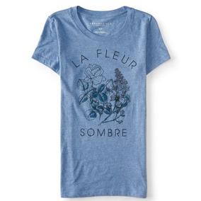Camisetas Feminina Aeropostale Original Importadas