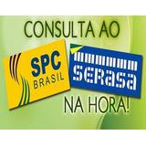 Consulta Spc Serasa Scpc