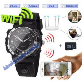 e99f81a022c Micro Camera Espiã Wifi - Câmera de Segurança Câmera Espiã Relógios ...