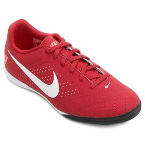 Tenis Futsal Nike Beco 2 Adulto Vermelho - Original