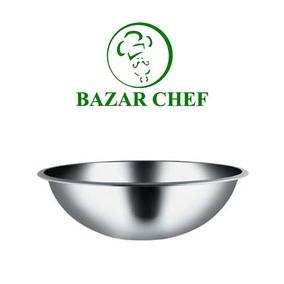 Ensaladera Acero Inoxidable 16 Cm X 12 Unid. - Bazar Chef