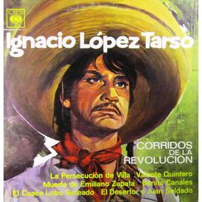 Ignacio Lopez Tarso - Corridos De La Revolucion Lp
