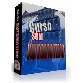 Curso Instalação De Som Automotivo ( Livro Digital )