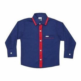 Camisa Social Infanto Juvenil