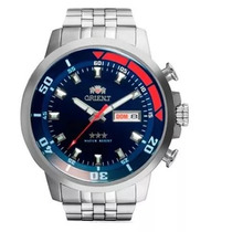 Relógio Orient Masculino Automático 469ss058 D1sx + Nf