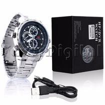 Reloj Kingmax Espía Hd 16 Gb De Regalo