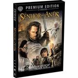 Dvd O Senhor Dos Anéis - O Retorno Do Rei - Edição Premium