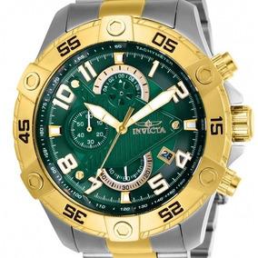 96746a6ece3 Relógio Allora Glamour Elizabeth Verde - Relógio Invicta Masculino ...