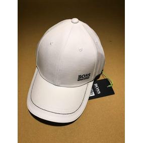 Boné Hugo Boss Branco Clássico f56f532f4a4