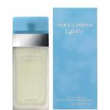 Perfume Light Blue 50ml Fem Dolce E Gabbana Femino Original