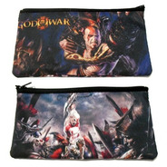 Cartuchera De God Of War Ps3 Kratos