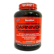 Proteina Musclemeds Carnivor 4 Lbs (56 Porciones)