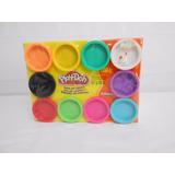Paquete De 10 Botes De Play-doh