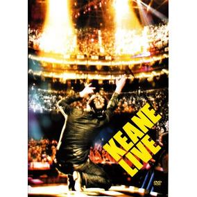 Dvd Keane - Live (importado)