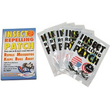 Repelente De Insectos Parche -natrual Paquete 30 Turbotech