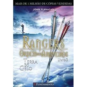 Rangers Ordem Dos Arqueiros Vol.1 - Terra Do Gelo