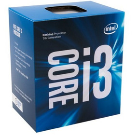 Proc 1151 Core I3 7100 3.90ghz Kaby Lake 3 Mb Cache Intel B