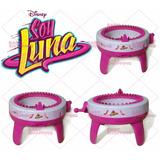 Maquina Maquinita De Tejer Soy Luna Grande Divertida Tv Nena