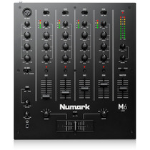 Numark M6 Usb Mixer De 4 Canales Para Dj Profesional Nueva