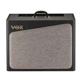 Vox Av60 - Amplificador Combo Guitarra Valvular - 60 Watts