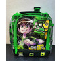 Lancheira Escolar Ben 10 Cartoon Network Original Verde