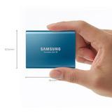 Memoria Ssd Portable Usb-c Samsung 500gb