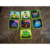 Tarjetas Smashers Angry Birds . Coleccionables