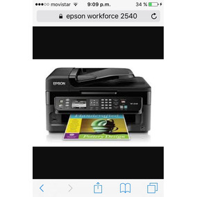 Epson Workforce 2540 (reparar)