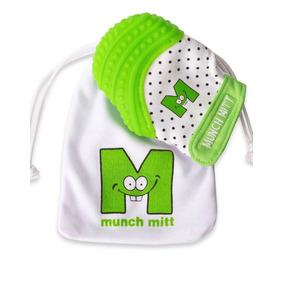 Luva Munch Mitt Verde -1 Unidade - Pronta Entrega