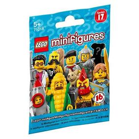Minifigures 17 Edición