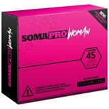 Soma Pro Woman 45 Comp - Iridium Labs Ganho De Massa Magra