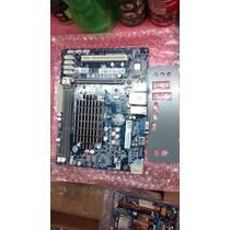 Placa Mae Sti Hdc-m E-350 1.6 Ghz Dual Ddr3 Com Espelho