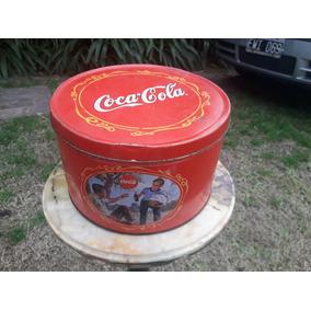 Lata De Coca Cola Año 2000 Excelente Estado