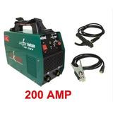 Soldadora Inversora Maquina Para Soldar 200 Amp 110/220v
