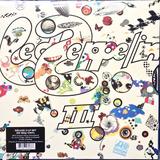 Led Zepellin Iii Deluxe Edition Lp Disco Vinilo Nuevo