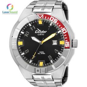 f4cde2a334e Kc Wa007517 Relógio Masculino De Diamantes Condor - Relógios De ...