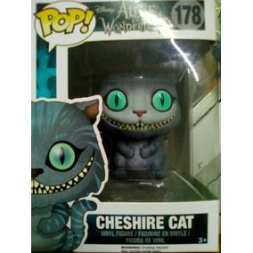Funko Pop Gato Alicia En El Pais De Las Maravillas Cheshire