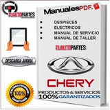 Manual Catalogo Curso Motores Chery