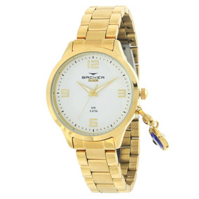 Relógio Feminino Backer 10641145f Gluck