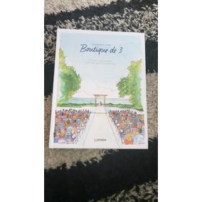 Livro Casando Com Boutique De 3 - Dicas E Curiosidades