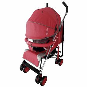 Baby Kits - Coche Bastón Fiesta Rojo